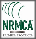 National Ready Mixed Association Silver Producer Logo